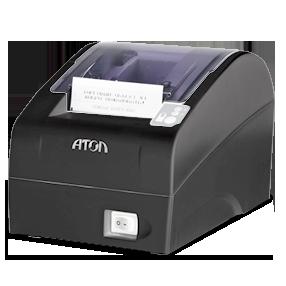 Фискальный принтер чеков Атол FPrint-22 ПТК