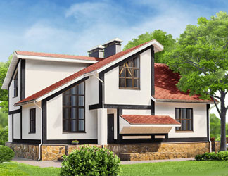 наши работы: сайт строительтство дачных домов