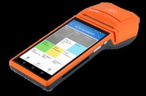 мобильная касса MSPOS-E-F с эквайрингом
